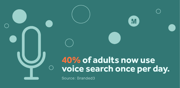 google voice search stat