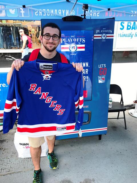 The NY Rangers