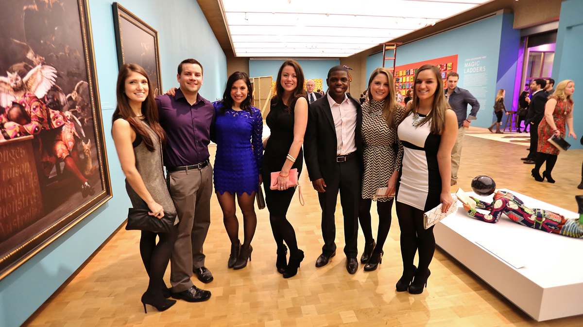 The Barnes Young Professional Night